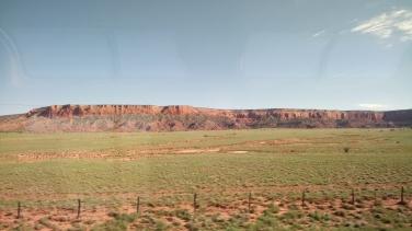 En algún lugar entre Arizona y Nuevo México.